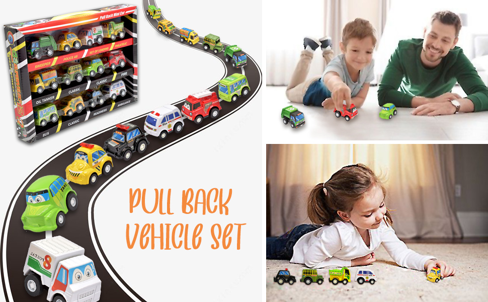Vehicle Cars Toy