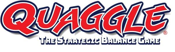 Quaggle the strategic balance game logo