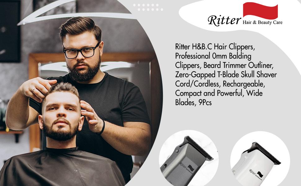 ritter professional trimmer mini cut f-1c
