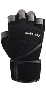 Zwaargewicht fitness handschoenen