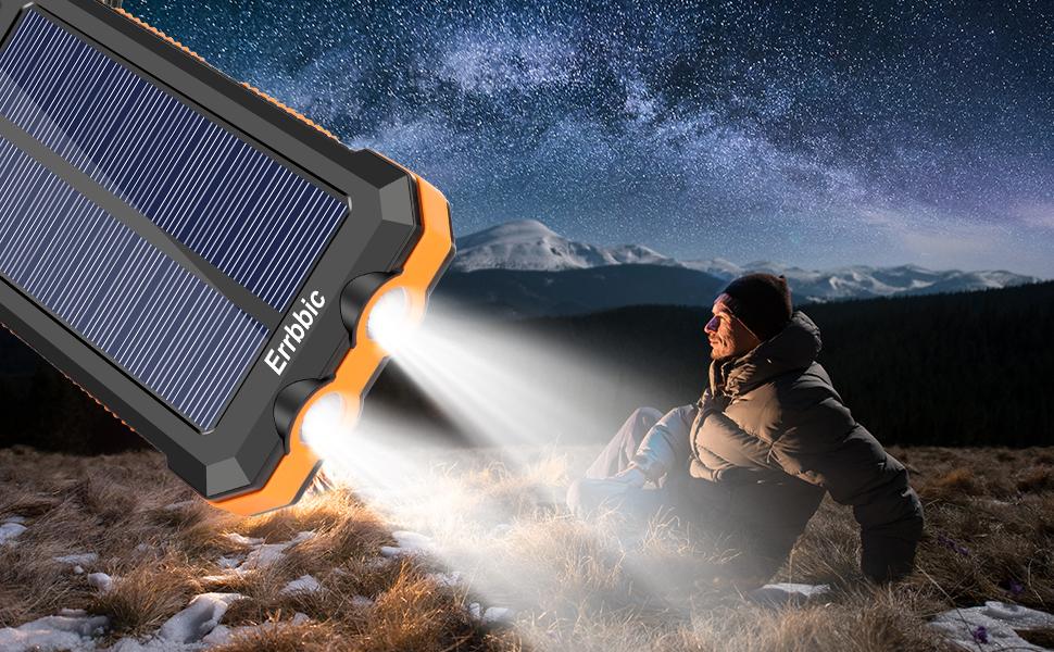 Solar external Charger for cellphone