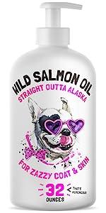 legitpet wild salmon oil 32 ounces