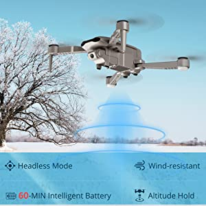 for adults  4DRC F3 GPS Drone 4K with FPV Camera Live Video,Foldable Drone for Adults,RC Quadcopter for Beginners,with Auto Return Home, Follow Me,Dual Cameras,Waypoints, Long Control Range,1 Extra Battery+Pack 536664f0 3b9c 4a79 bcca ec2a8ddf911a