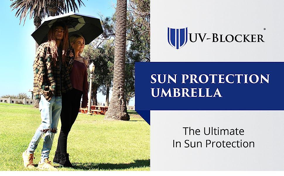 UV-Blocker Sun Protection Umbrella