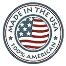 Fabricado en los Estados Unidos.