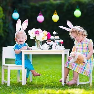 Enjoy a fun little tea party