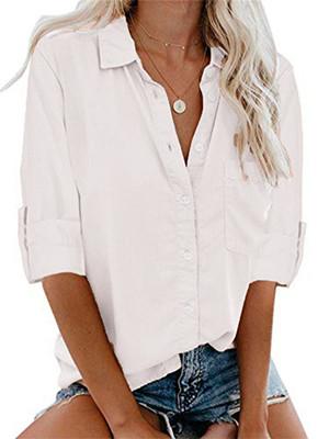 white shirt for me