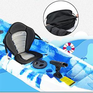 PenBan Deluxe Padded Kayak Seat