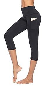 Vita Alta Snellente ed Effetto Alzagluteo Modellante Ducomi SKY Leggings Fitness Donna Praticit/à e Sensualit/à Quotidiana Leggins Elasticizzato per Curve Sensazionali