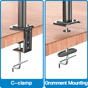 monitor stand mount