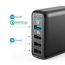 充電器 Anker PowerPort Speed 4 アンカー quick charge 3.0