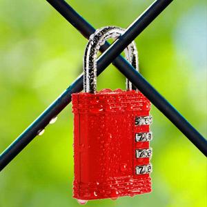 outdoor padlock weatherprpoof lock waterproof padlock durable stand all weather