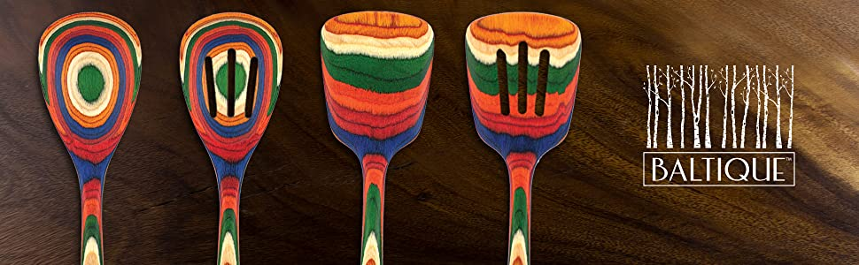 pakka pakkawood french colorful gifts cutlery holder mixing serving boos eating baking essential