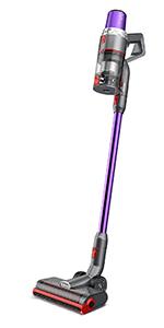 JASHEN Aspirador sin Cable, 350W Motor Digital Brushless 2500mAh ...