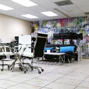 Office Spirit Modern World classic and Fun