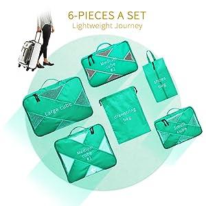 KUYiA Packing Cubes