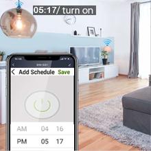 smart light, led light, edison bulb, home automation, wifi bulb