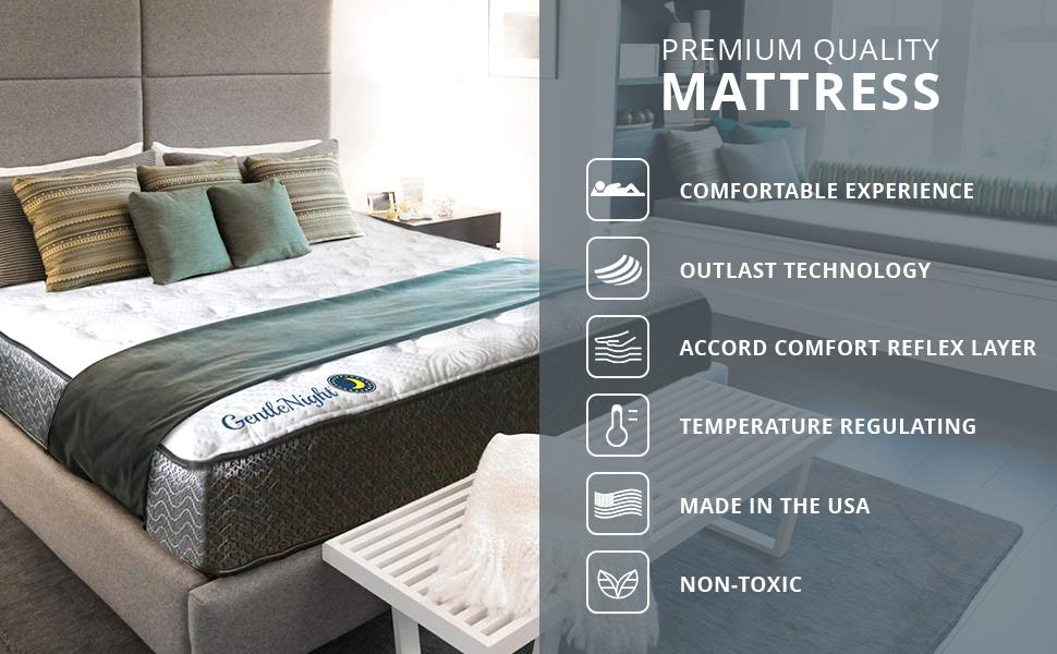 sleep comfort xmas gift house renovation minimalist waterproof bed