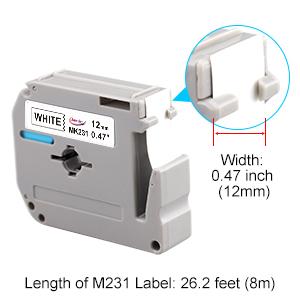 m tape m231