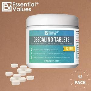 miele descaling tablets
