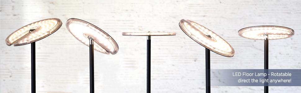 floor lamp led floor lamp for living room bedroom office lamp standing lamp standing light Torchiere