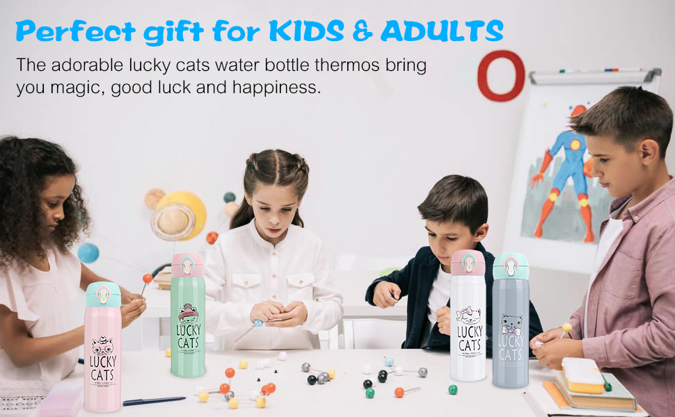 Perfect gift for KIDS & ADULTS
