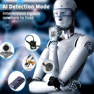AI detection Mode
