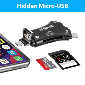 memory card reader adapter