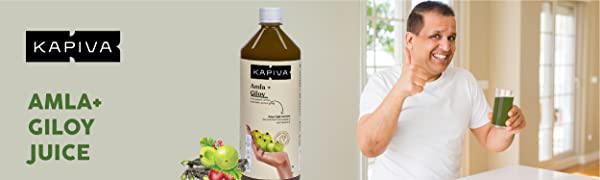 Kapiva,Ayurveda,amla,giloy,juice,immunity,wellness,nutrition