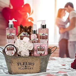 brubaker cosmetics beauty wellness set badebomben badekugeln geschenk spa wohlfühlen entspannen