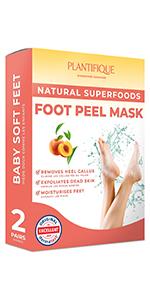 baby foot peeling mask