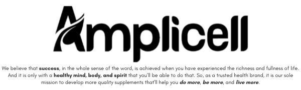 amplicell dietary supplement men's health supplements women's health organic natural capsules