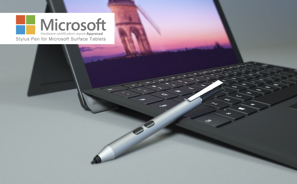 Wireless Stylus Pen f// Microsoft Surface Laptop Surface Book Surface Pro 4 3 2 1