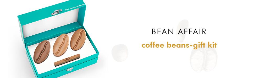 Bean affair coffee beans gift kit