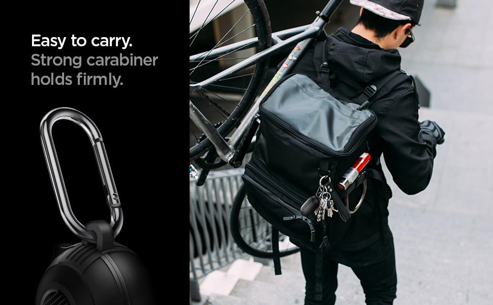 Spigen Rugged Armor Designed For Galaxy Buds Plus Case 2020 Galaxy Buds Case 2019 Black Elektronik