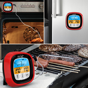 AOZBZ thermometer is easy to use