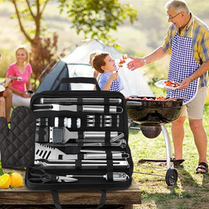 grill utensils grill set grill kit grilling tool bbq set  Dad's Gift Christmas Gift