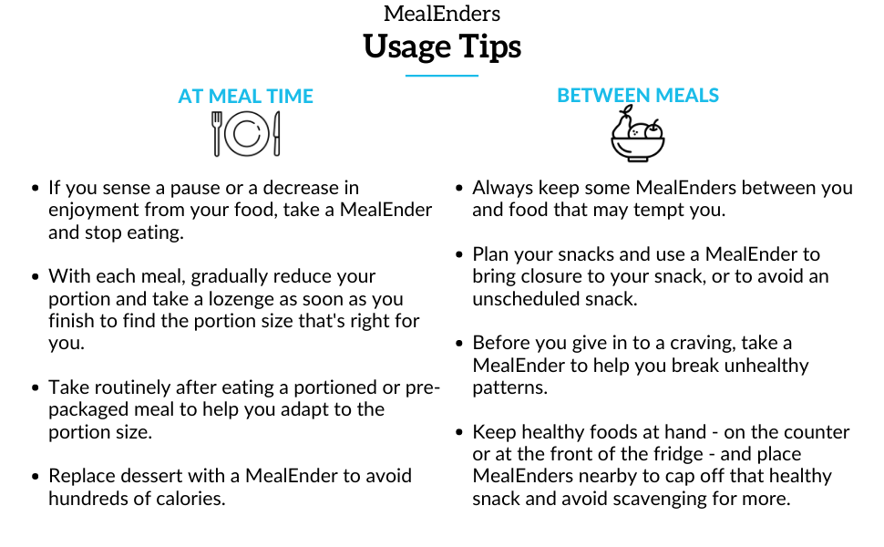 MealEnders Appetite Suppresant