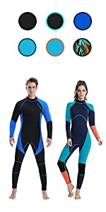 Adults wetsuit