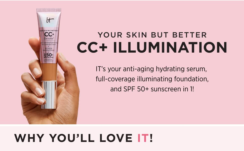 YSBB CC Cream Illumination