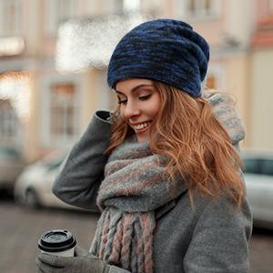sombrero punto caliente invierno manteniéndote bien caliente acogedor coincidirá bien armario