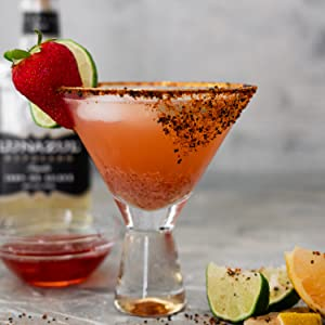 Strawberry Agave Paloma