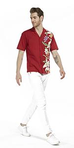 Hawaii Hangover Men's Aloha Shirt