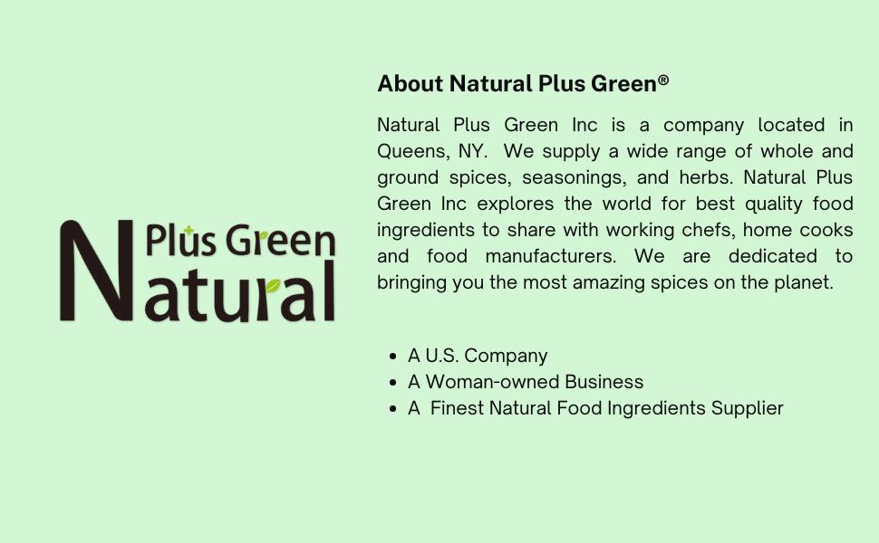 Natural Plus Green