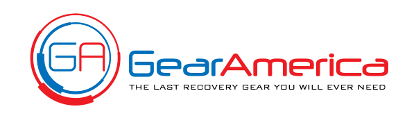 GearAmerica Logo, Logo, Recovery Gear