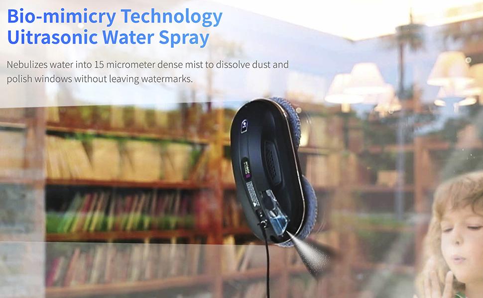 hobot-388 ultrasonic water spray
