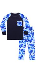 pijama niño navidad