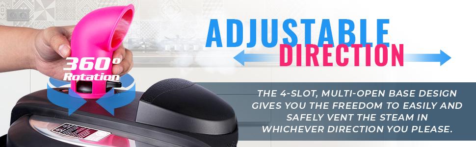 steam diverter accessories rv kitchen accessories pressure cooker accessories insta instantpot