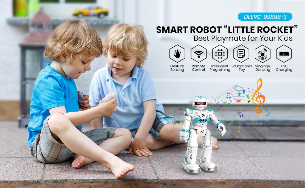 DEERC smart robot