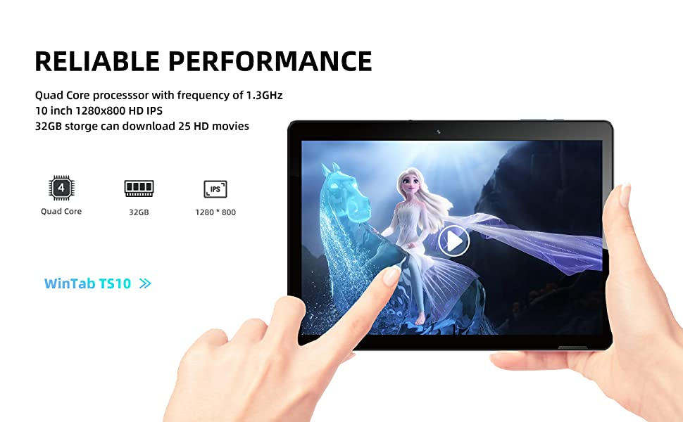 10in tablet
